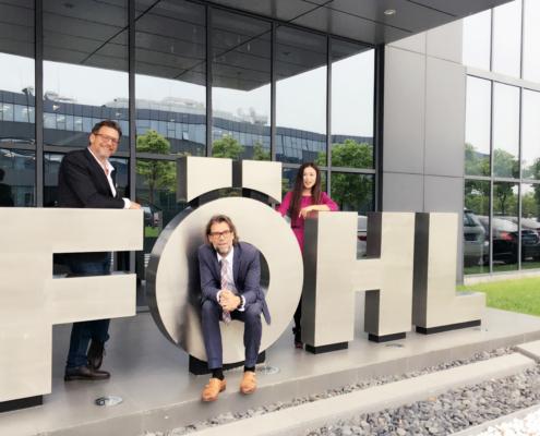 Adolf Föhl GmbH: China Economic Magazine