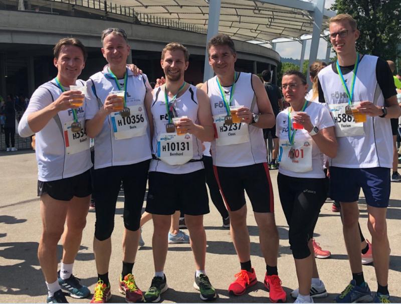 Adolf Föhl GmbH: Stuttgarter Halbmarathon 2019