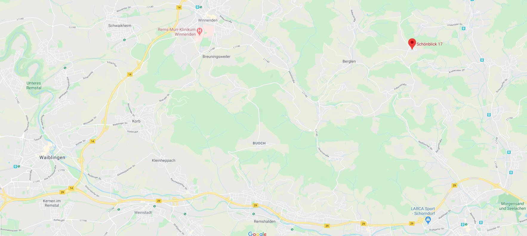 Adolf Föhl GmbH: Maps
