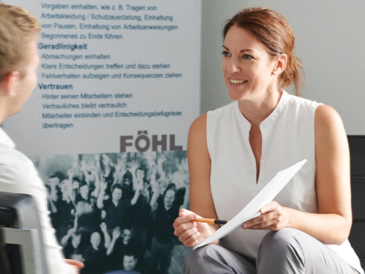 Adolf Föhl GmbH: Betriebliches Sozialmanagement