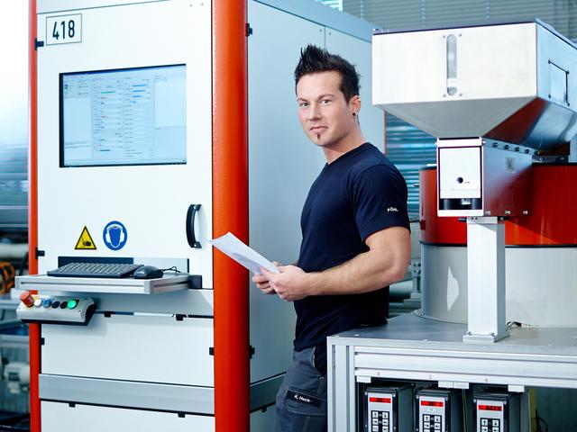 Adolf Föhl GmbH: Kevin Heck