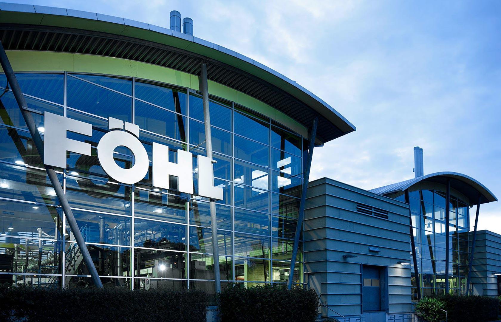 Adolf Föhl GmbH: Werk 3